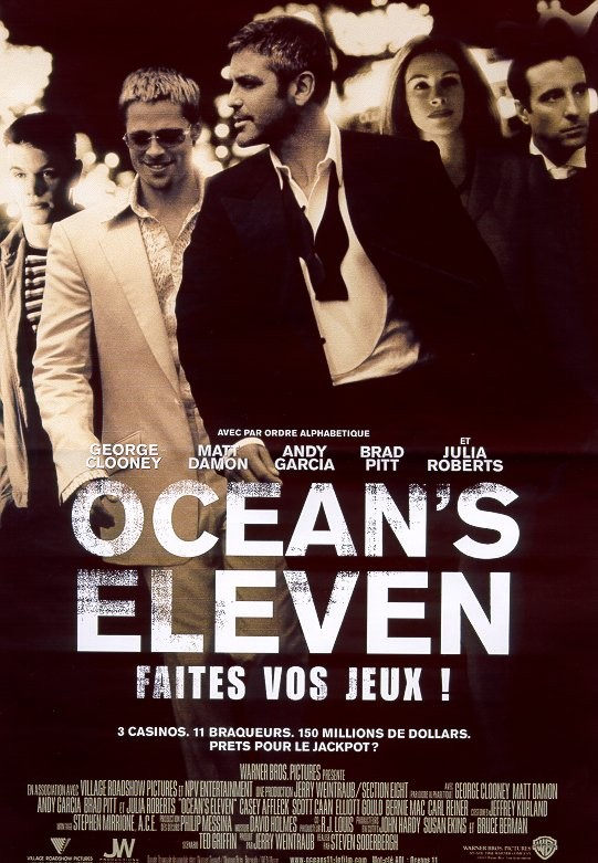 Ocean's Eleven | BRRiP | TRUEFRENCH | AC3 | DF