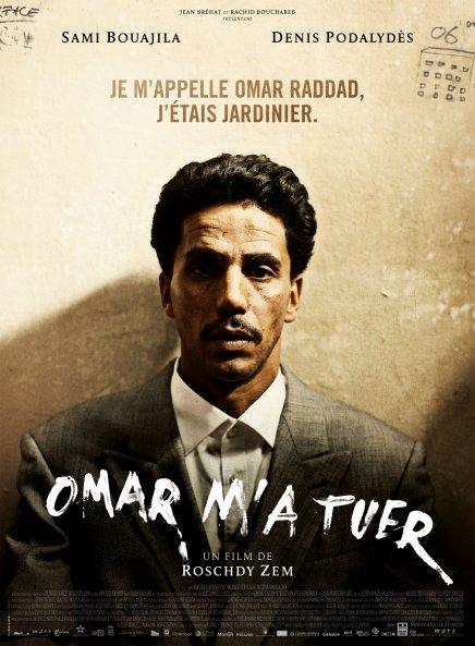 L'affiche Affiche Omar m'a tuer