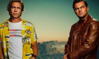 Once Upon Time In Hollywood : le nouveau Quentin Tarantino (bande-annonce)