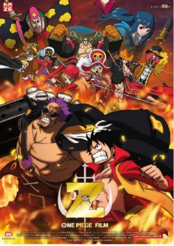 Telecharger One Piece Z [DVDRiP] [VOSTFR]