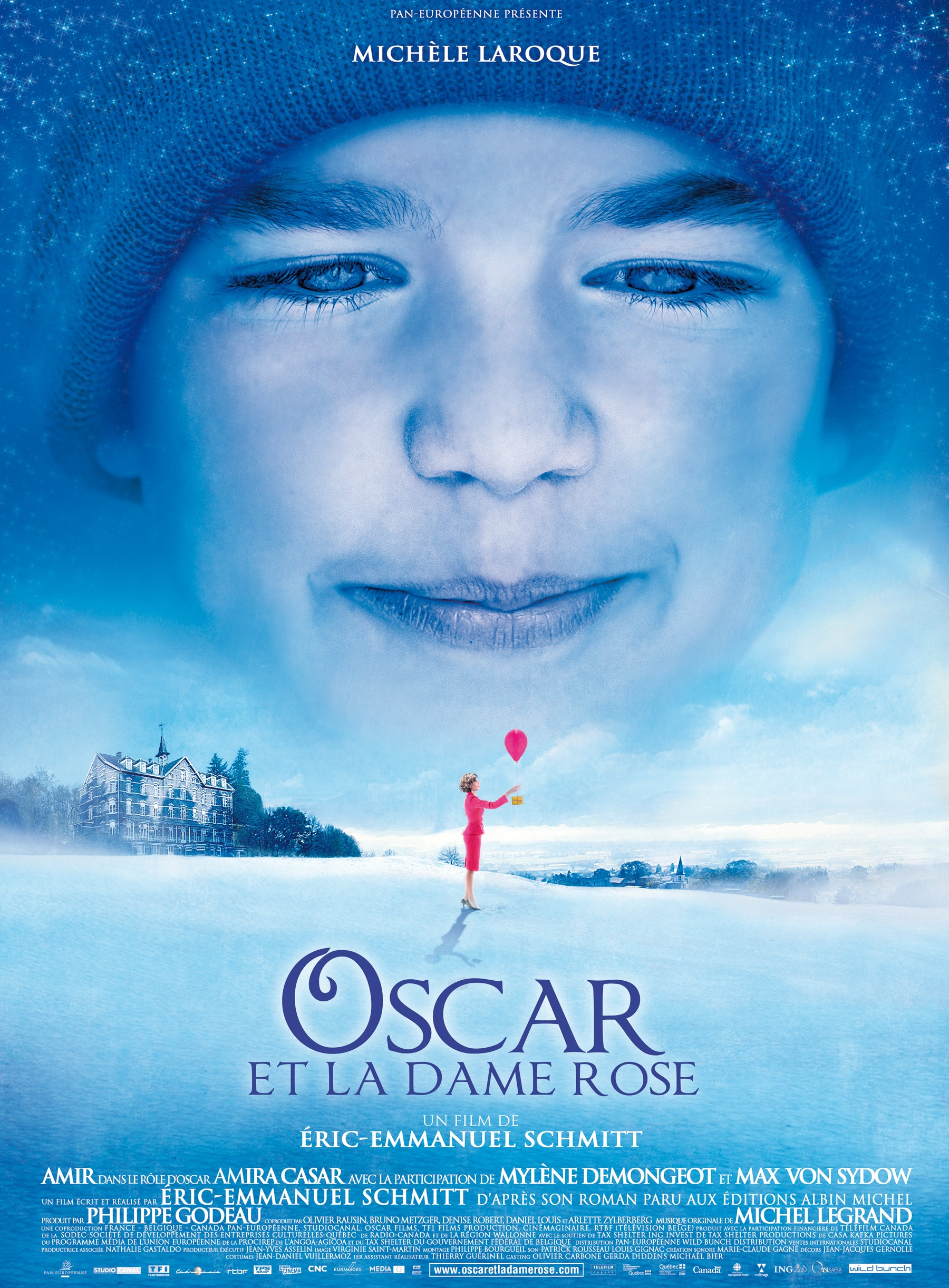 Oscar et la Dame Rose [DVDRiP l FRENCH][DF]