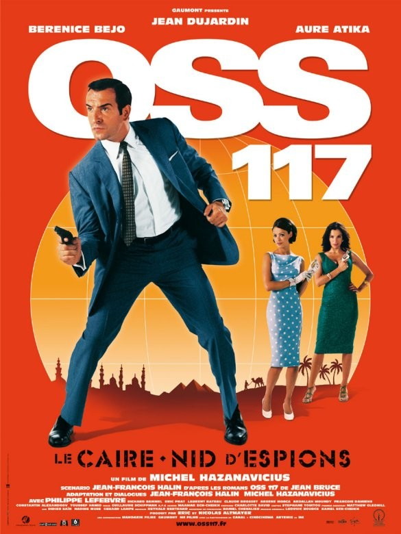 OSS 117, Le Caire nid d'espions [AC3] [BRRiP] [FRENCH] [MULTI]