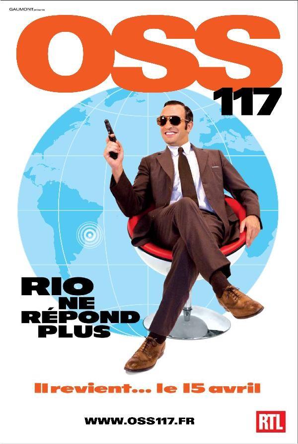 OSS 117 : Rio ne répond plus | DVDRiP | FRENCH | UL | DF