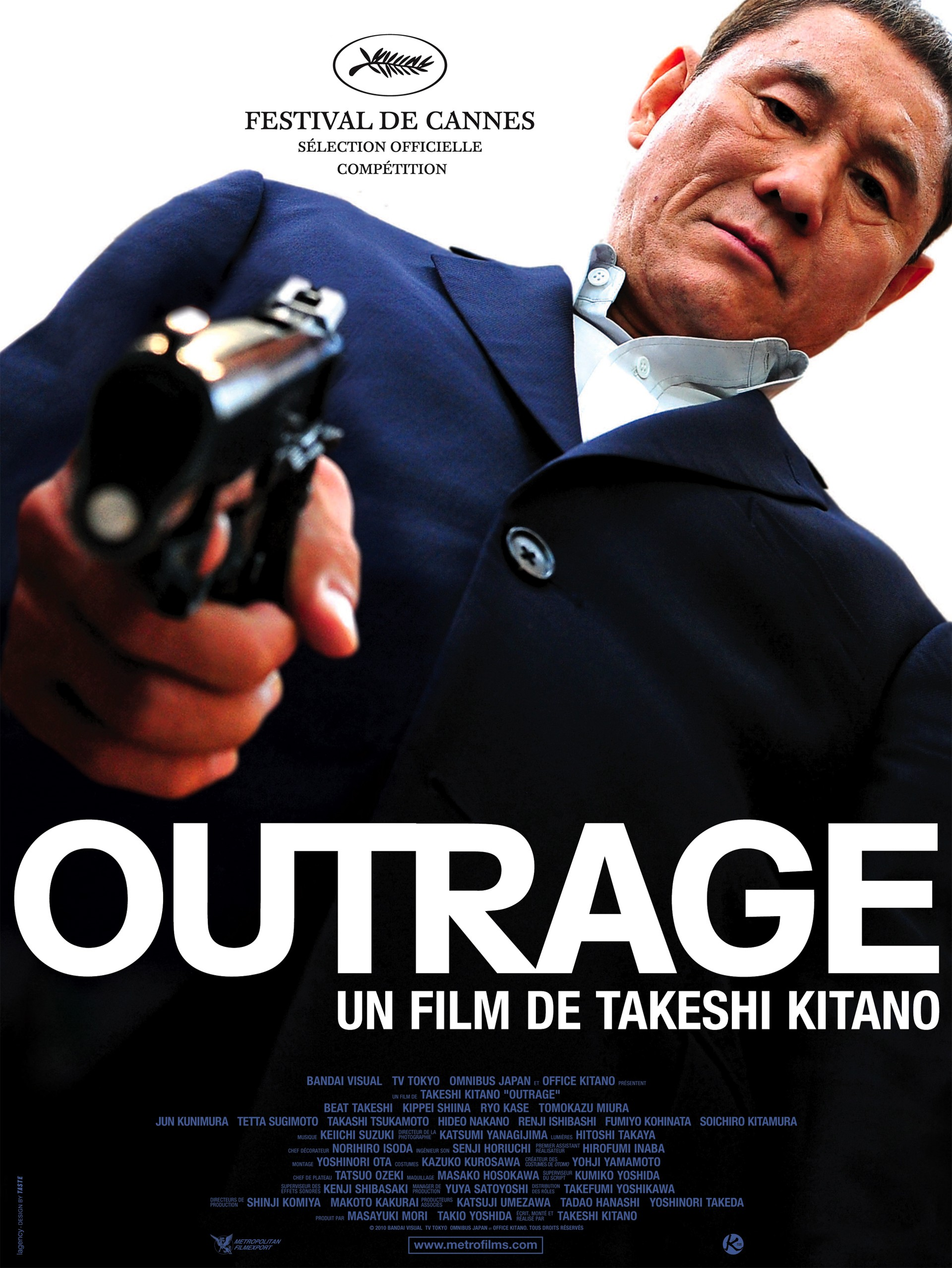 Outrage [BDRiP] [FRENCH] [MULTI]