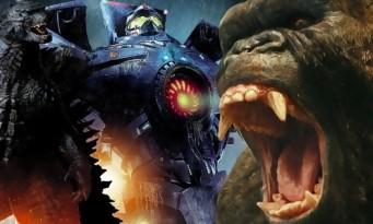 PACIFIC RIM 2 : une suite avec Godzilla et King Kong ? - interview