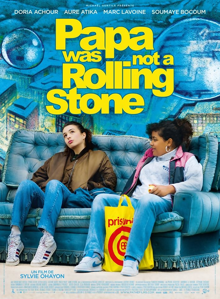 papa was not a rolling stone film français