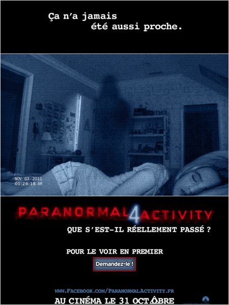 [MULTI] Paranormal Activity 4 [TS VO] 2012