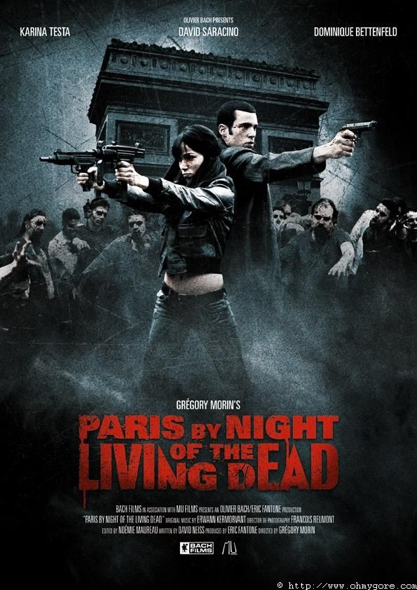 Paris By Night Of The Living Dead 2010 FRENCH DVDRiP [UL]