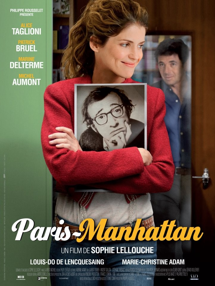 Paris Manhattan [FRENCH][DVD-R]