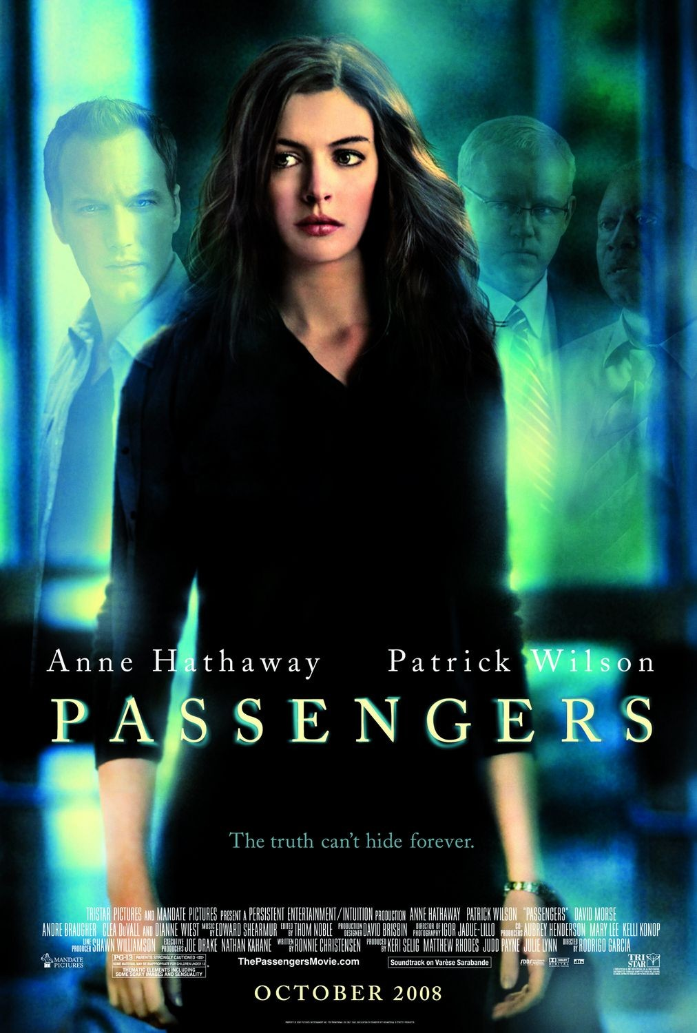 Les Passagers | FRENCH MP4 | DVDRiP | MULTI