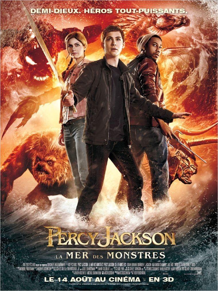 [MULTI] Percy Jackson 2 : La Mer des Monstres [CAM] [VO]