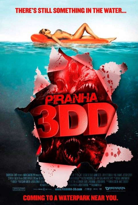 Piranha 3DD (2012) Vostfr HDRip XviD - ITOMA