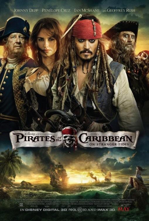 [MULTI] Pirates des Caraïbes : la Fontaine de Jouvence [DVDRiP]