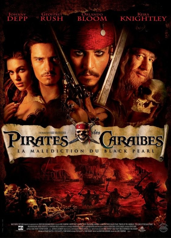 [MULTI] Pirates des Caraibes, la Malediction du Black Pearl [DVDRiP]