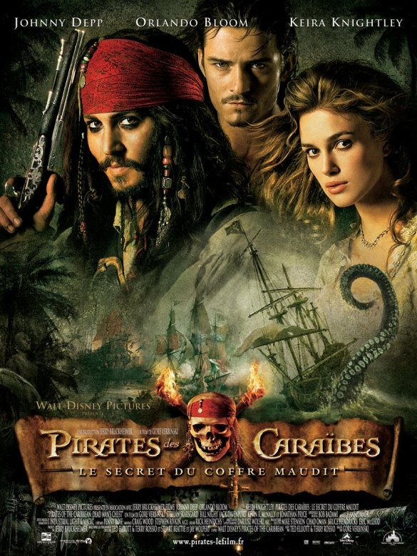 [MULTI] Pirates des Caraibes, le Secret du Coffre Maudit [DVDRiP]