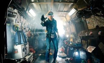 READY PLAYER ONE : le nouveau film SF de Steven Spielberg se dévoile !