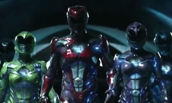 POWER RANGERS : attaque d'aliens pour la seconde bande-annonce !
