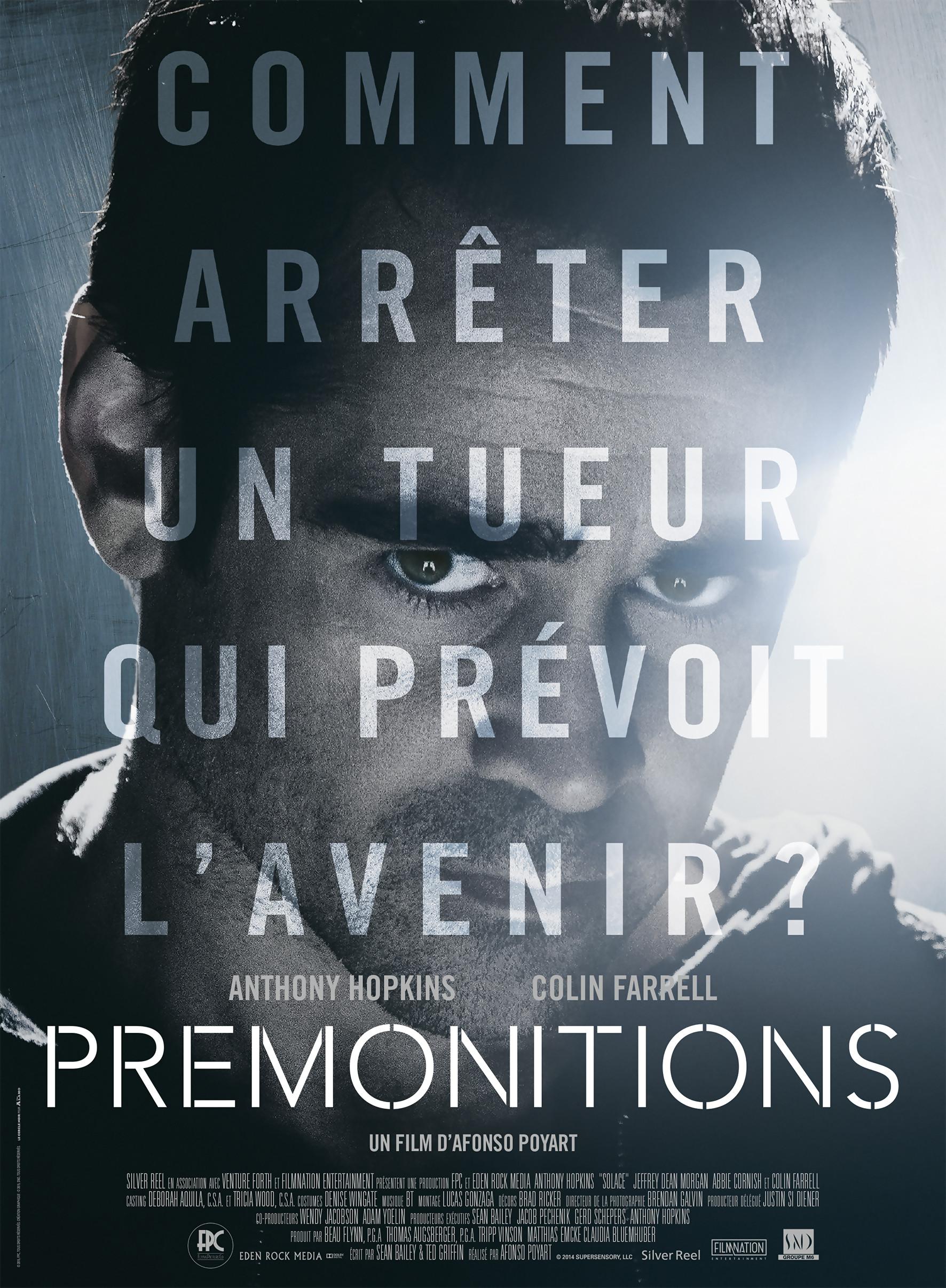 prémonitions 2015