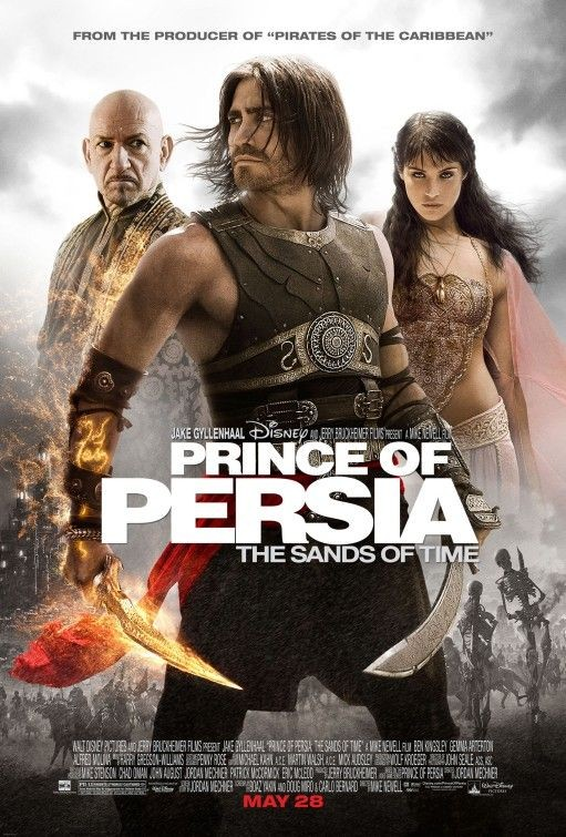 Prince of Persia : Les Sables du temps torrent