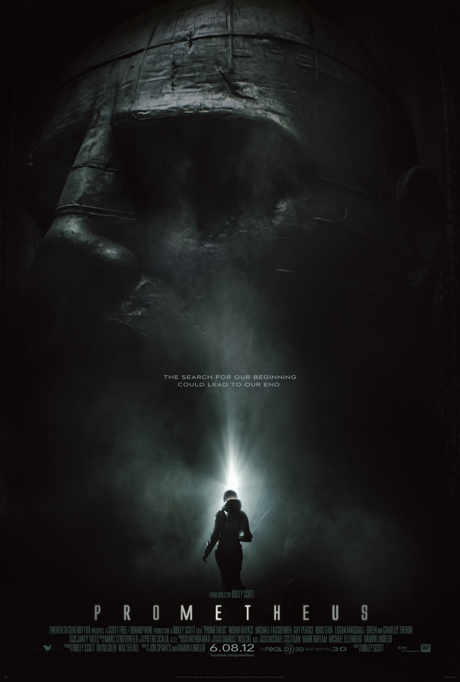 [Multi] Prometheus  [DVDRip] [FRENCH]