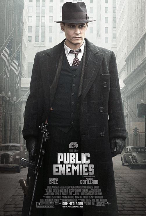 Public Enemies [DVDRiP] [FRENCH] [MULTI]