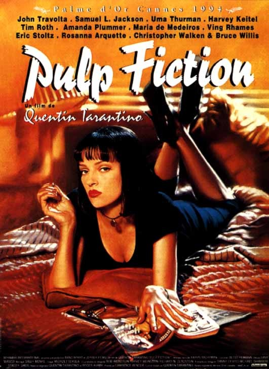 Pulp Fiction [TRUEFRENCH][DVDRIP] [MULTI]