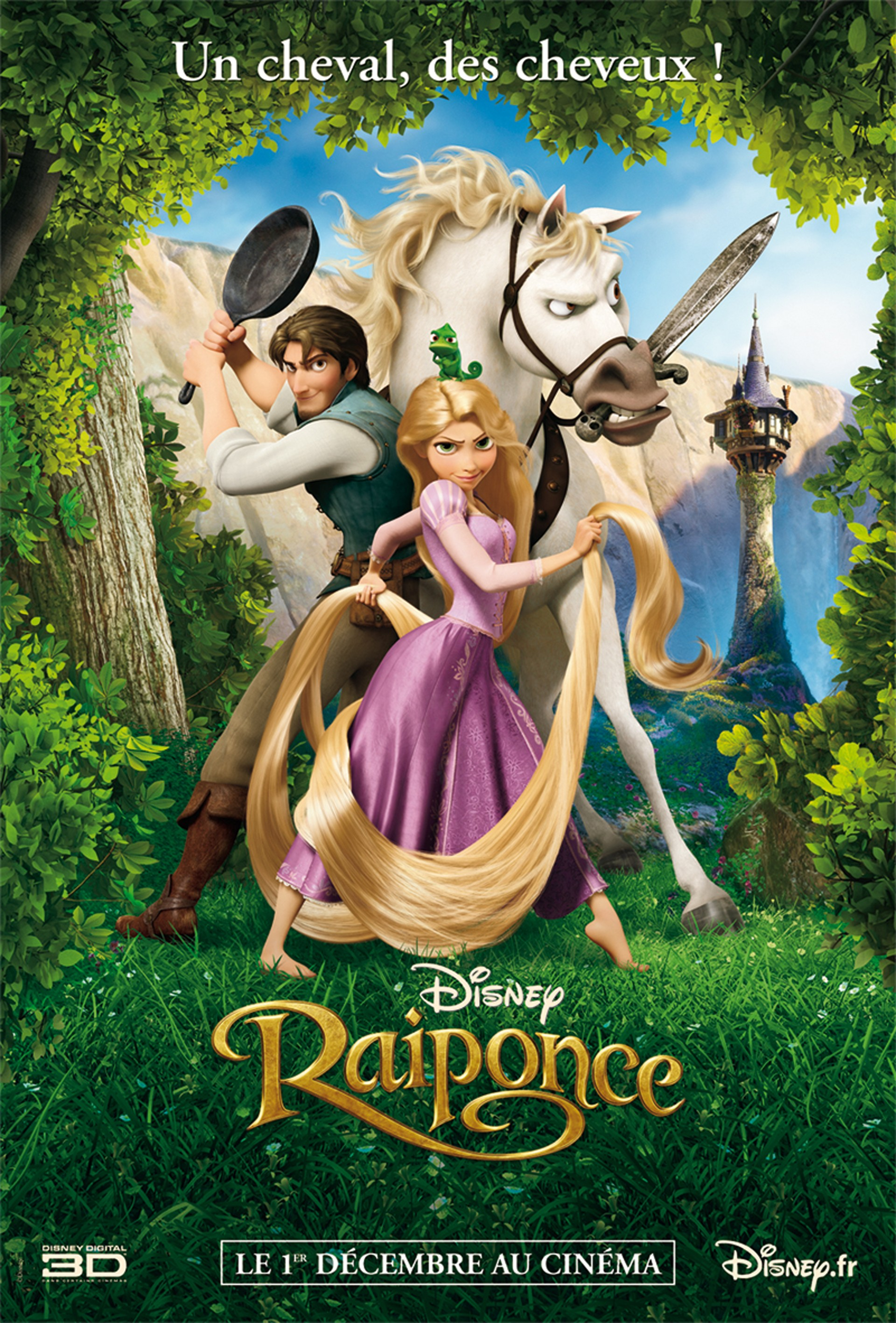 Raiponce (Tangled) [AC3] [BRRiP] [FRENCH] [MULTI]