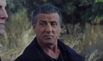 Sylvester Stallone traque un criminel amnésique dans BACKTRACE (bande-annonce)