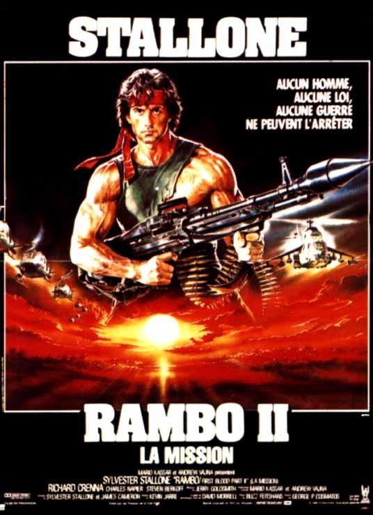 Rambo II : la Mission [DVDRiP l FRENCH][DF]