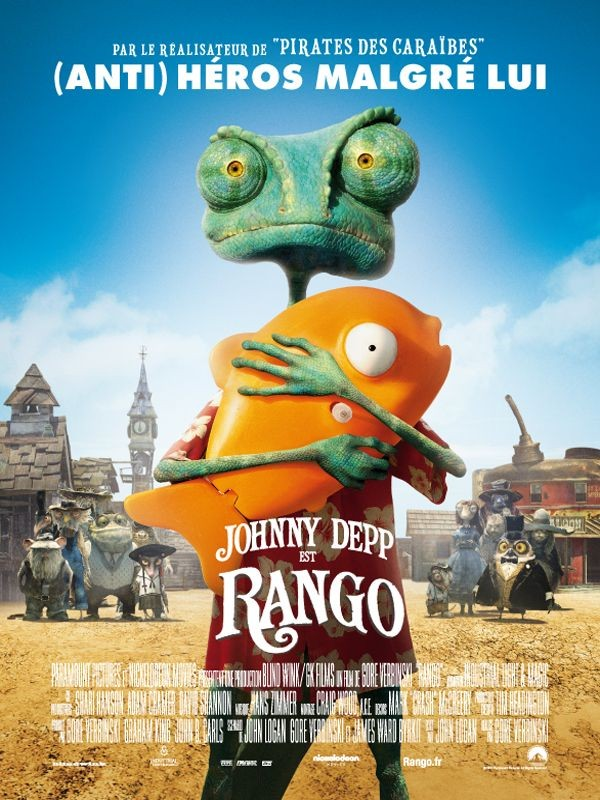 Rango [AC3] [BRRiP] [FRENCH] [MULTI]