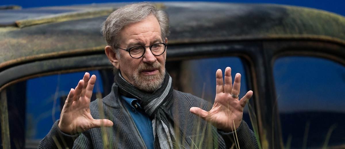 Steven Spielberg balance sur les films Netflix et Amazon
