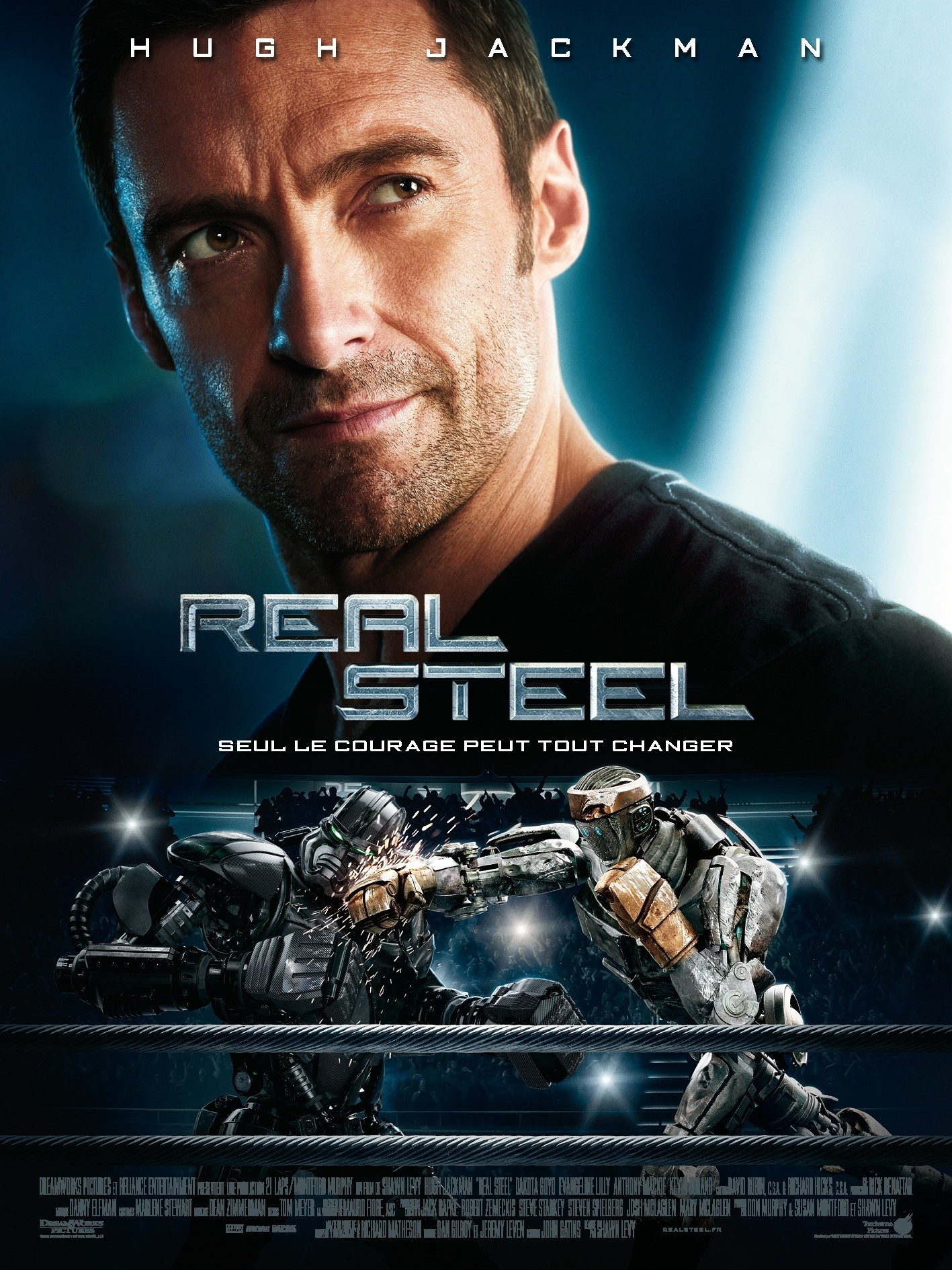 Real Steel | TRUEFRENCH MP4 | DVDRiP AC3
