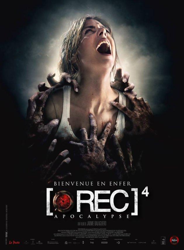 [REC] 4: Apocalypse (2014) [English] SL DM - Manuela Velasco, Paco Manzanedo, Hector Colome, Ismael Fritsch