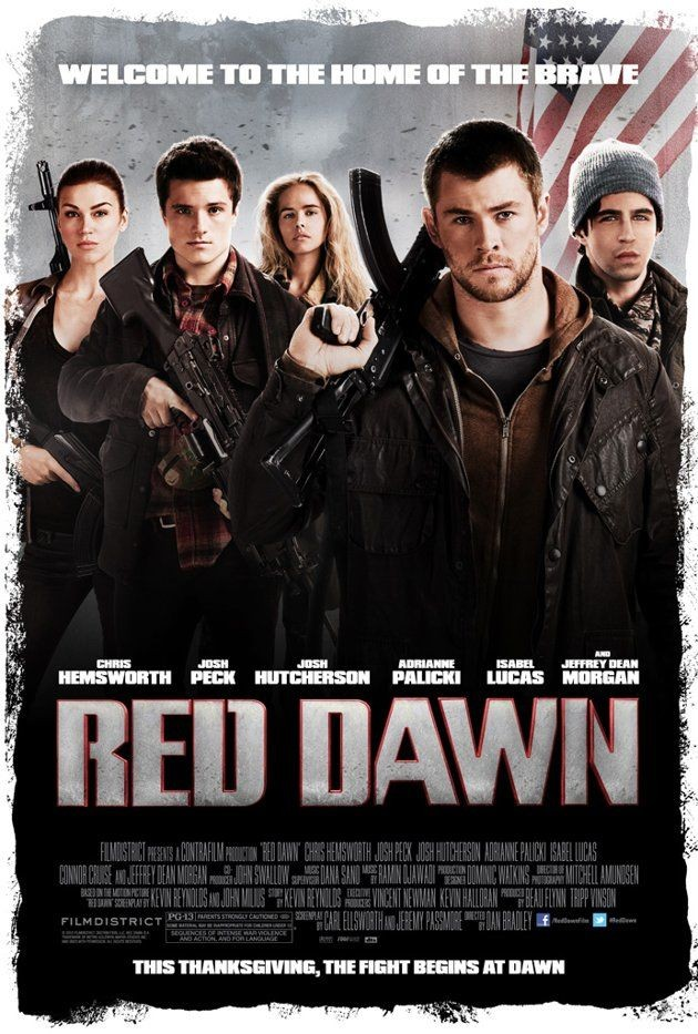 [MULTI] Red Dawn [DVDRiP] [MP4]