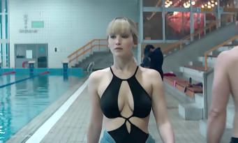 RED SPARROW : Jennifer Lawrence sur les traces de Black Widow (bande-annonce)