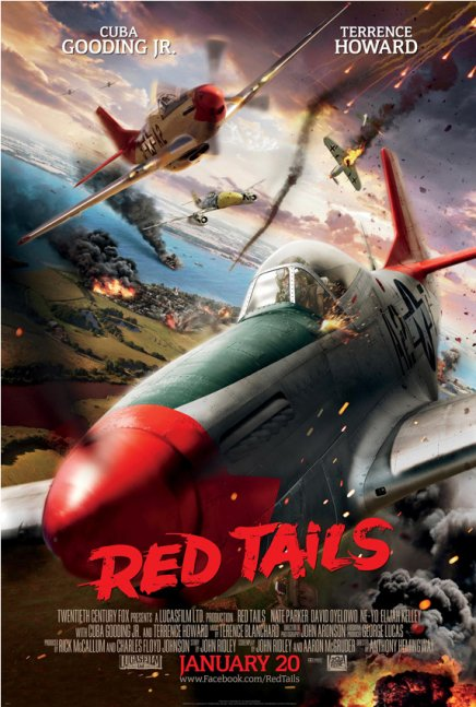 Red Tails : la bande annonce
