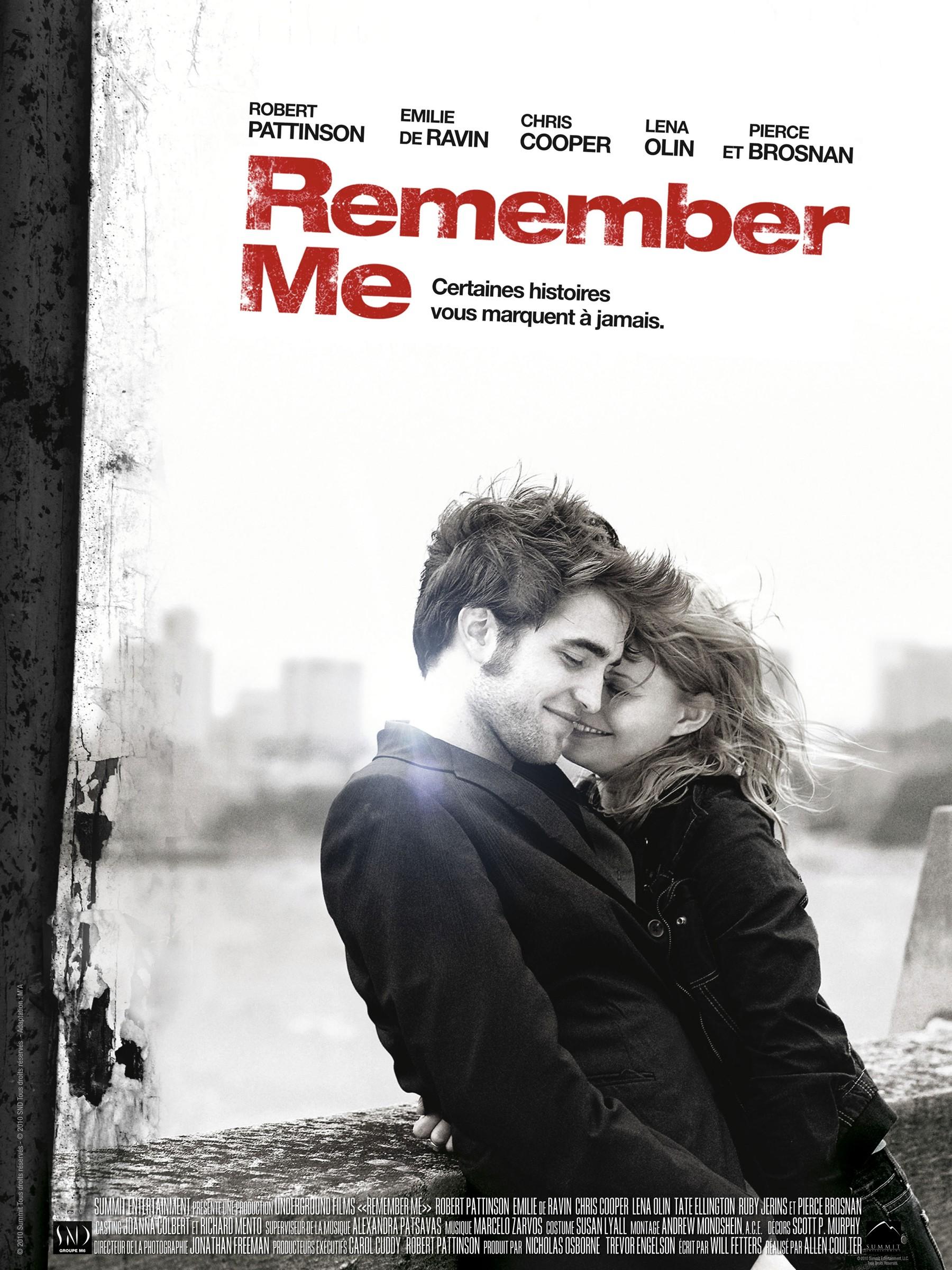 """Résultat de recherche d'images pour """"Remember me affiche"""""""