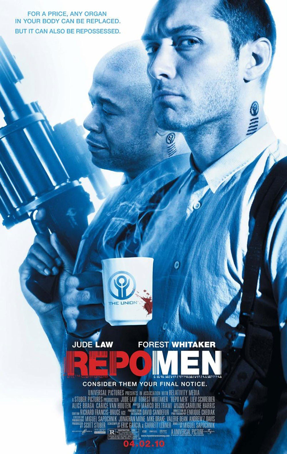 Repo Men [AC3] [BRRiP] [FRENCH] [MULTI]