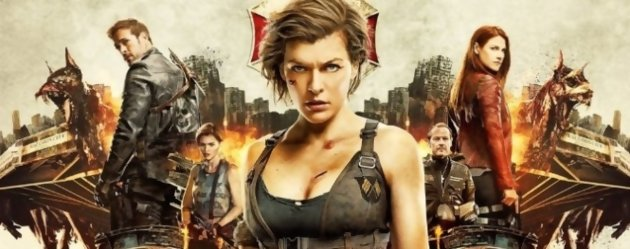 Resident Evil The Final Chapter Abigail Featurette: Resident Evil Chapitre Final : Que Vaut Le Dernier Combat
