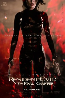 Resident Evil 6 : The Final Chapter
