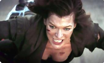 Resident Evil : Chapitre Final s'offre une bande annonce pleine d'action !