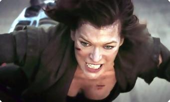 RESIDENT EVIL 6 Chapitre Final : Milla Jovovich badass dans les extraits !