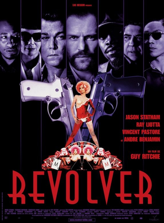 Revolver | FRENCH MP4 | DVDRiP | MULTI