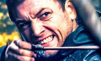 ROBIN DES BOIS : Jamie Foxx forme Taron Egerton à être un assassin - trailer