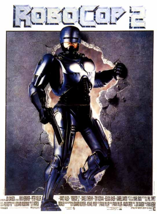 Robocop 2 1990 FRENCH BRRIP AC3 [MULTI]