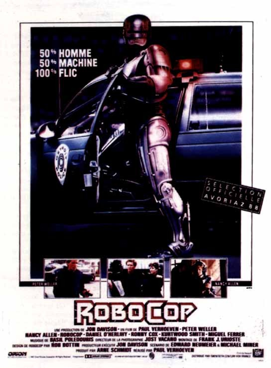 Robocop 1987 FRENCH BRRIP AC3 [MULTI]