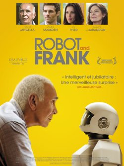 Robot and Frank  [DVDRIP] [VO] [MULTI]
