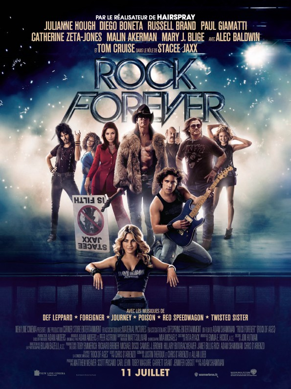 Rock Forever | FRENCH EXTENDED MP4 | BDRiP AC3