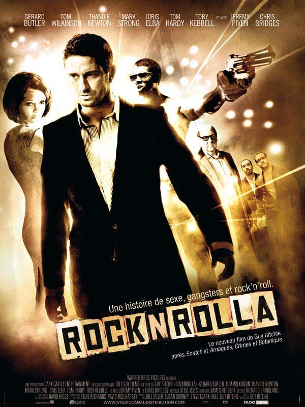 Rock'Nrolla [AC3] [BRRiP] [FRENCH] [MULTI]