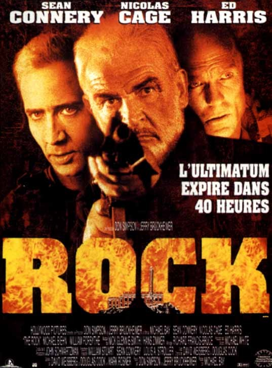 Rock  | DVDRiP | FRENCH | UL | DF